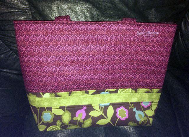 Pink purse wm sml